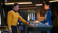 Star Trek Discovery, Christopher Pike, Michael Burnham, CBS