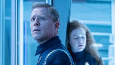 Star Trek Discovery S02E04 Stamets Tilly Foto: CBS