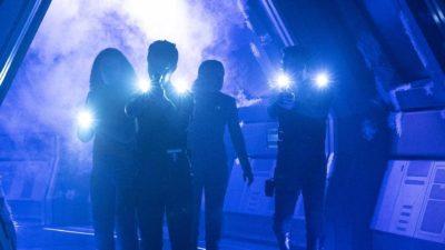 Star Trek Discovery S02E05, Die Crew der Discovery begibt sich ins Mycelial Network. Foto: StarTrek.com