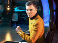 Christopher Pike, Anson Mount, Star Trek: Discovery. Foto: CBS