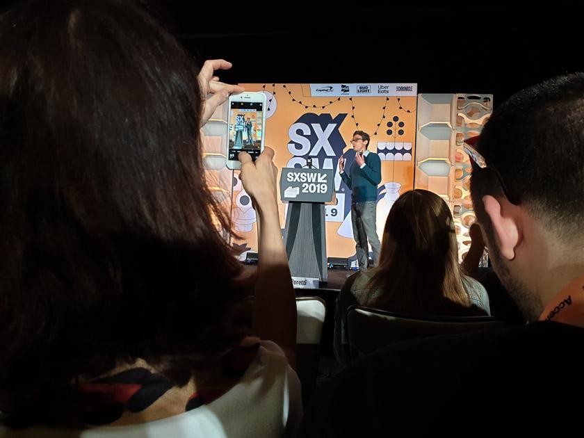 Jonah Peretti, Buzzfeed, SXSW 2019