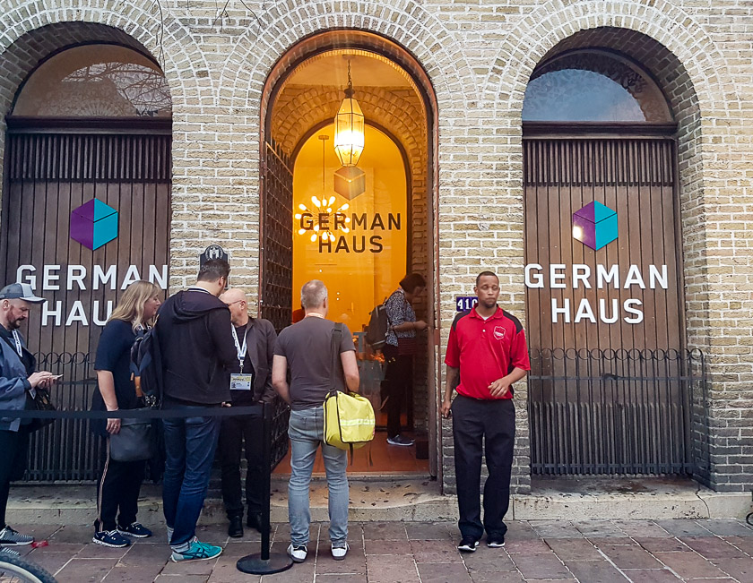 German Haus, SXSW, SXSW 2019